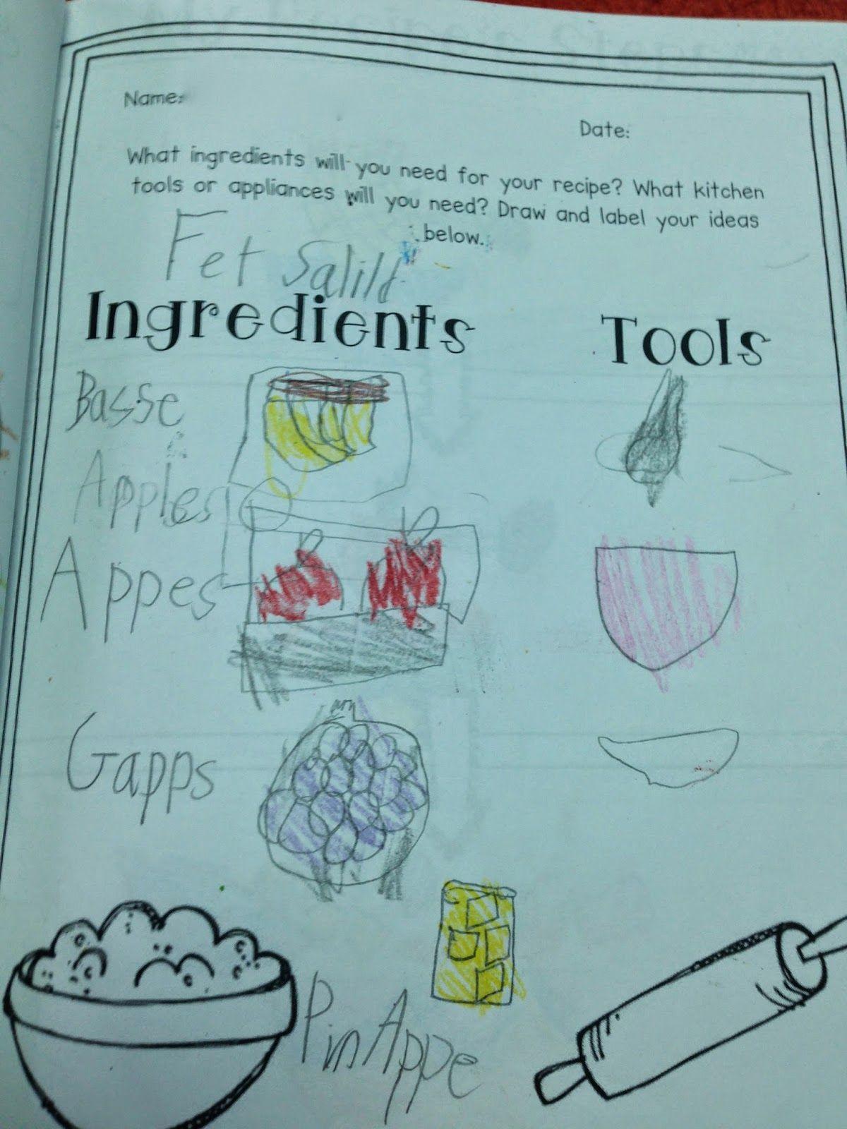 The Adventures Of A First Grade Teacher