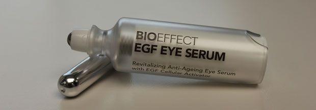 Ausprobiert: Ein Serum, das gegen Falten um die Augen helfen soll... - BRIGITTE