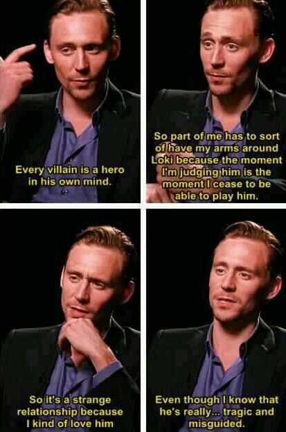 ~~Tom on Loki~~