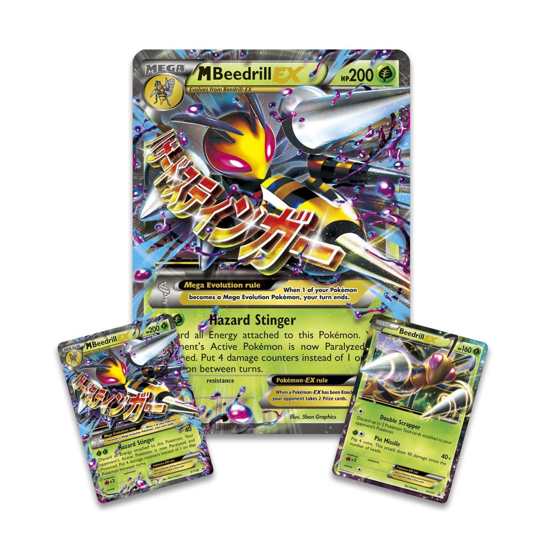 The Pokémon TCG Mega BeedrillEX Premium Collection