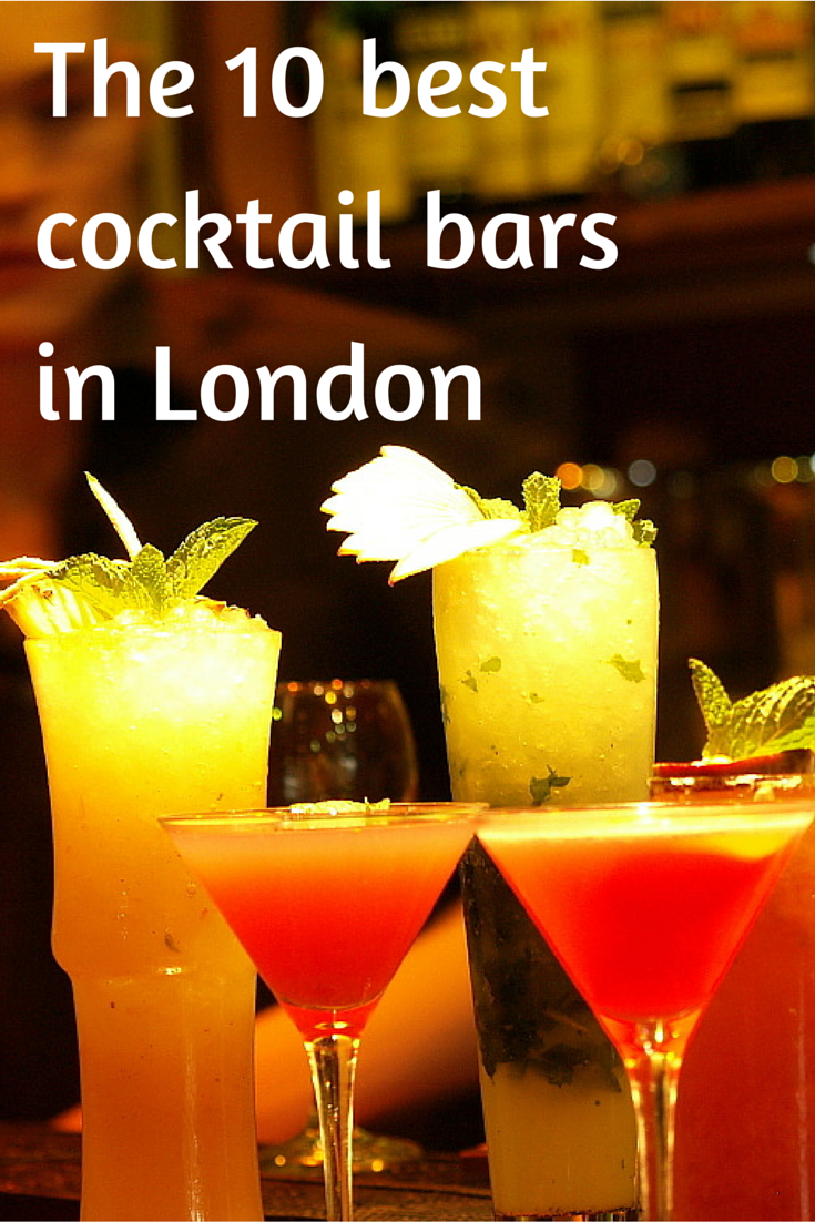 The 50 best cocktail bars in London   London bars ...