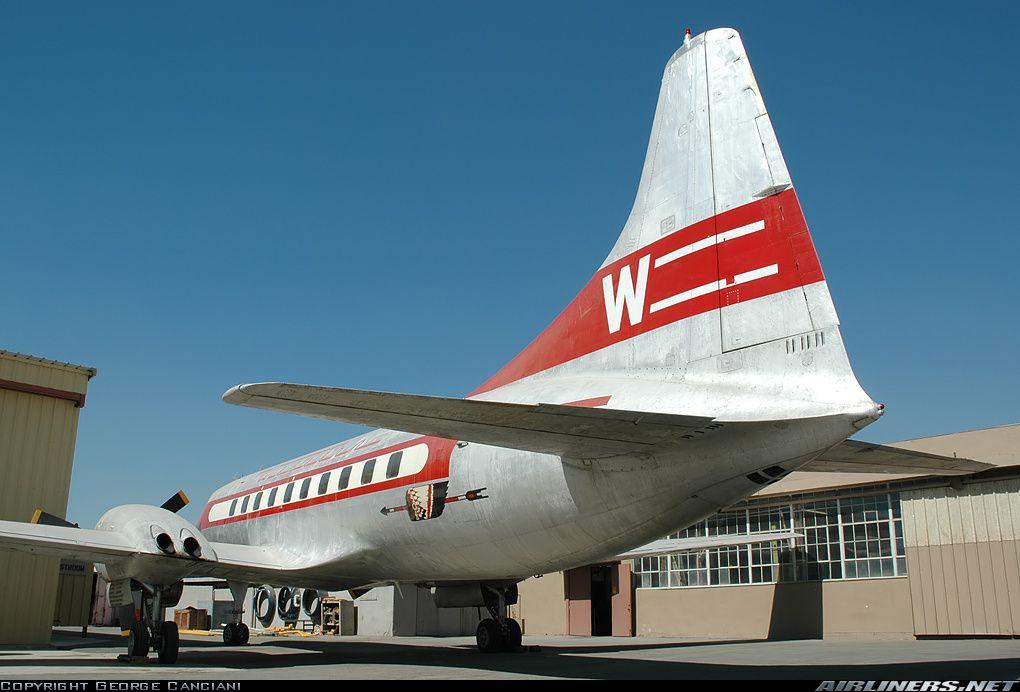Photos Convair 2401 Aircraft Pictures Vintage airlines