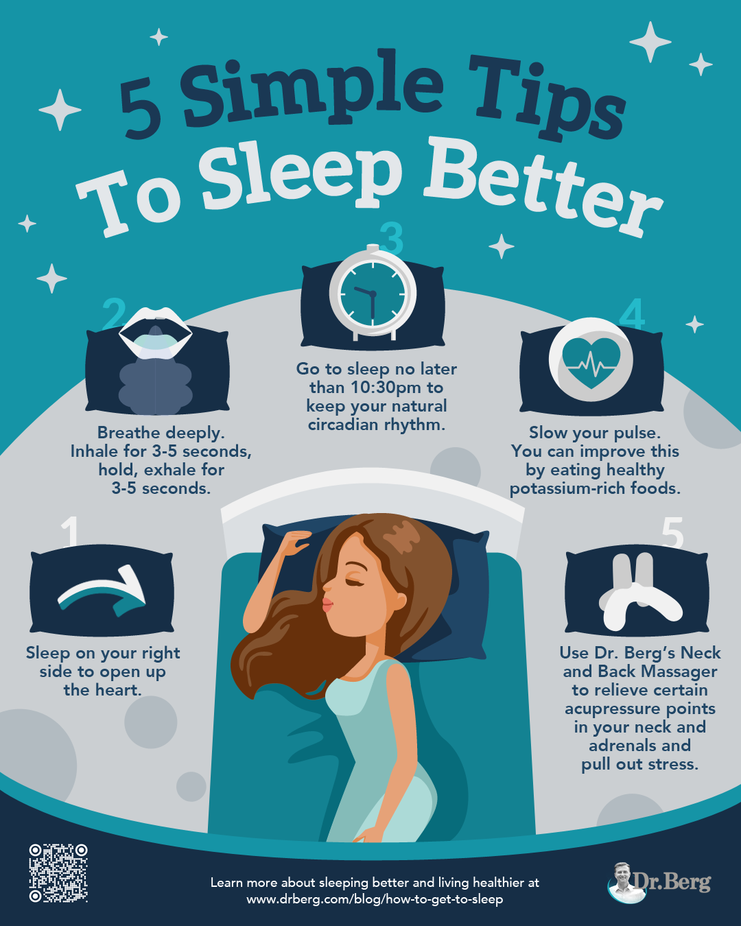 How To Fall Asleep And Stay Asleep Infographic How To Fall Asleep Sleep Better Tips Asthma Treatment