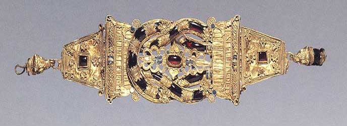 Classical Greece Gold Jewellery