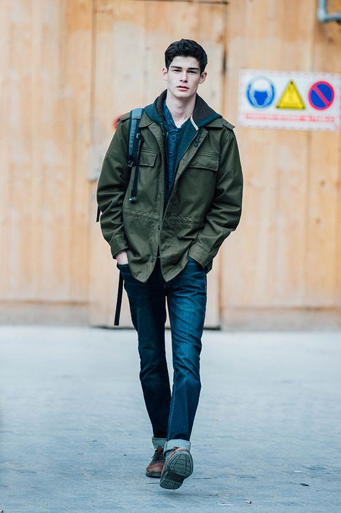 Street Style: The best looks from Paris Menswear Week Fall ...