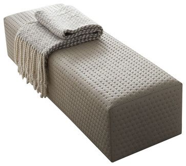 Air Bed Bench Modern Bedroom Benches Inmod Bedroom Bench