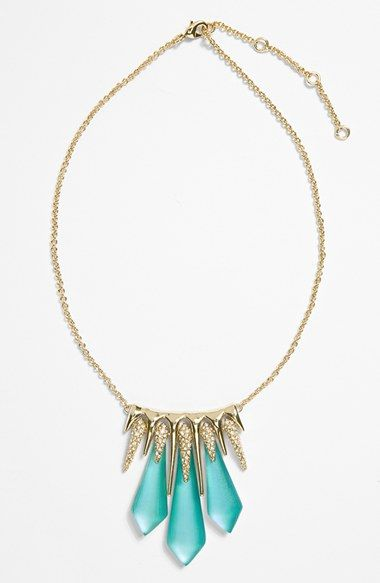 Alexis+Bittar+'Lucite®'+Spike+Pendant+Necklace+available+at+#Nordstrom