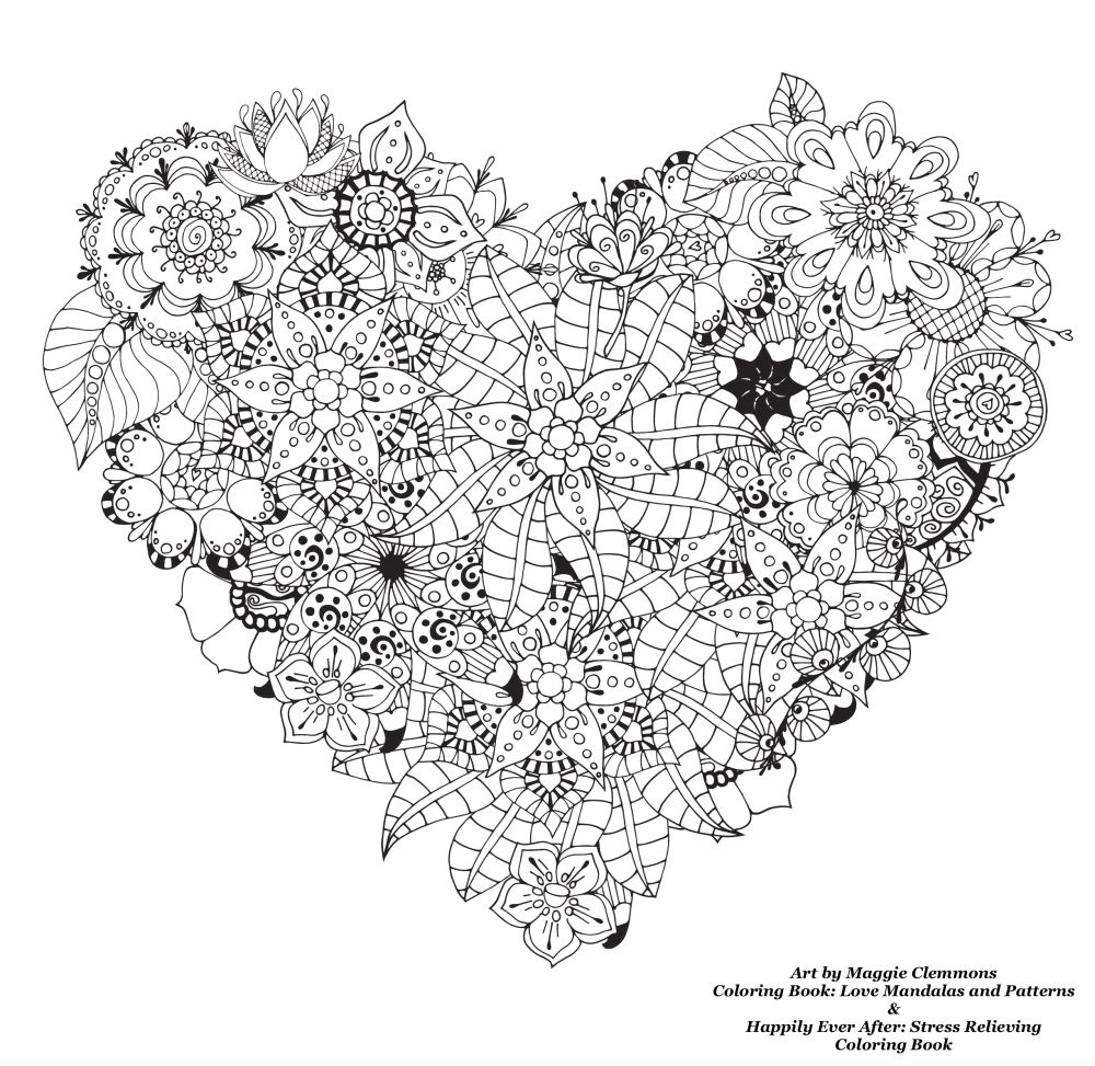 Pin by Melanie Saks on adult coloring pictures | Pinterest | Adult ...