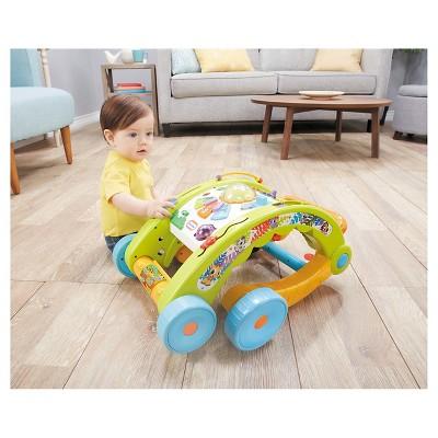 Little Tikes Light N Go 3 In 1 Activity Walker Toddler Learning