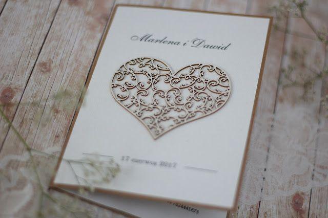 Rustykalne Zaproszenia Na Slub Vintage Wedding Invitations Place Card Holders Wedding Planning
