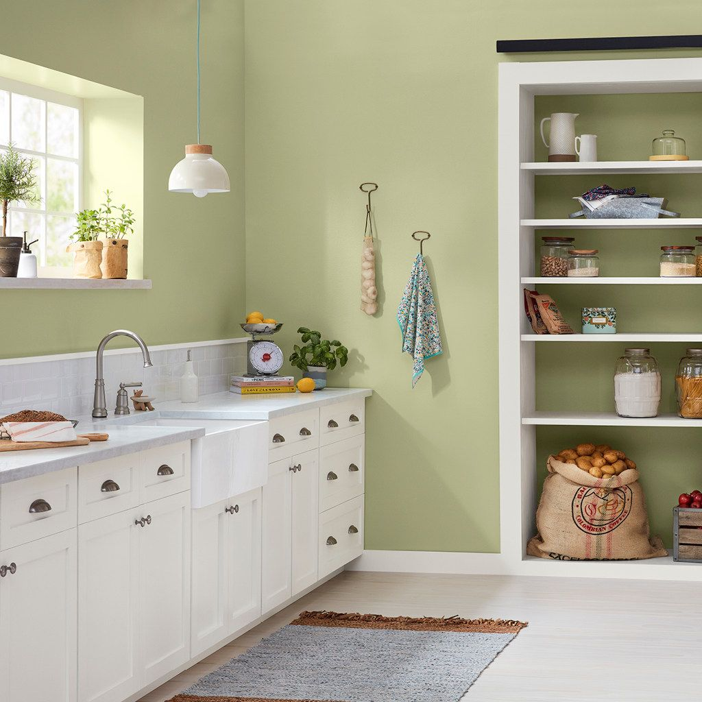 2019 Most Popular Colors Paint Trend Report Kitchen Wall Colors