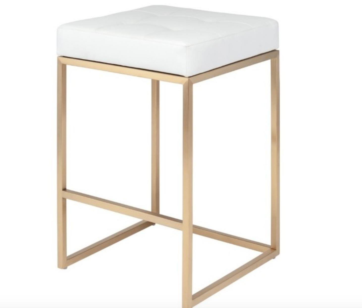 Home Bar Design Ideas Houzz: Chi Counter Height Bar Stool, Houzz $339