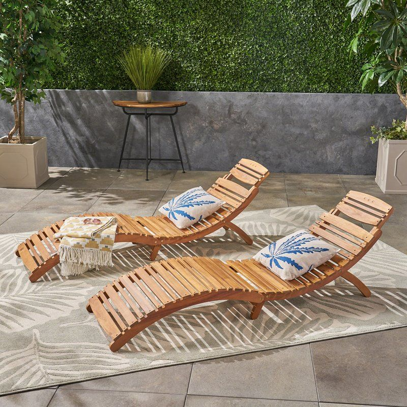 Nannette Chaise Lounge Outdoor Chaise Lounge Chair Lounge Chair