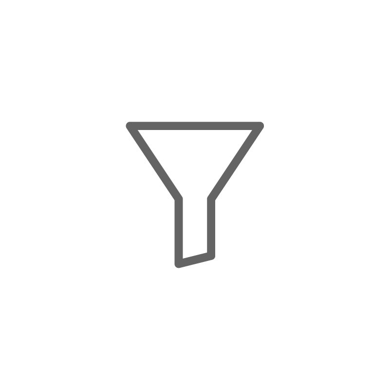 Filter Funnel Sort Cone Icon Download On Iconfinder Icon Sort Icon Filters