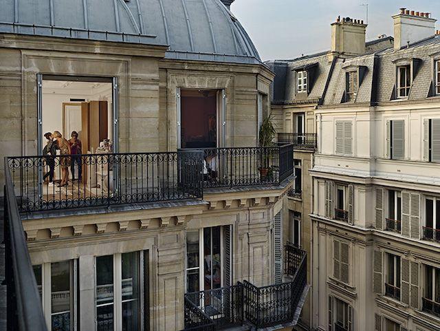 Gail Albert Halaban Quai Anatole France 7th Arrondist Paris From