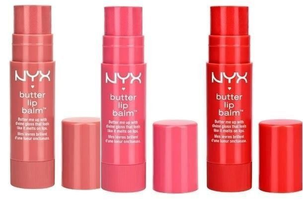 Nyx Butter Lip Balm Pick Your 3 Favorite Shades Blb Nyx Lip