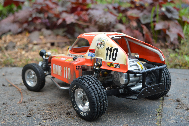 Kamtec Tamiya Frog 1:10 RC Vintage Off Road Buggy Bodyshell