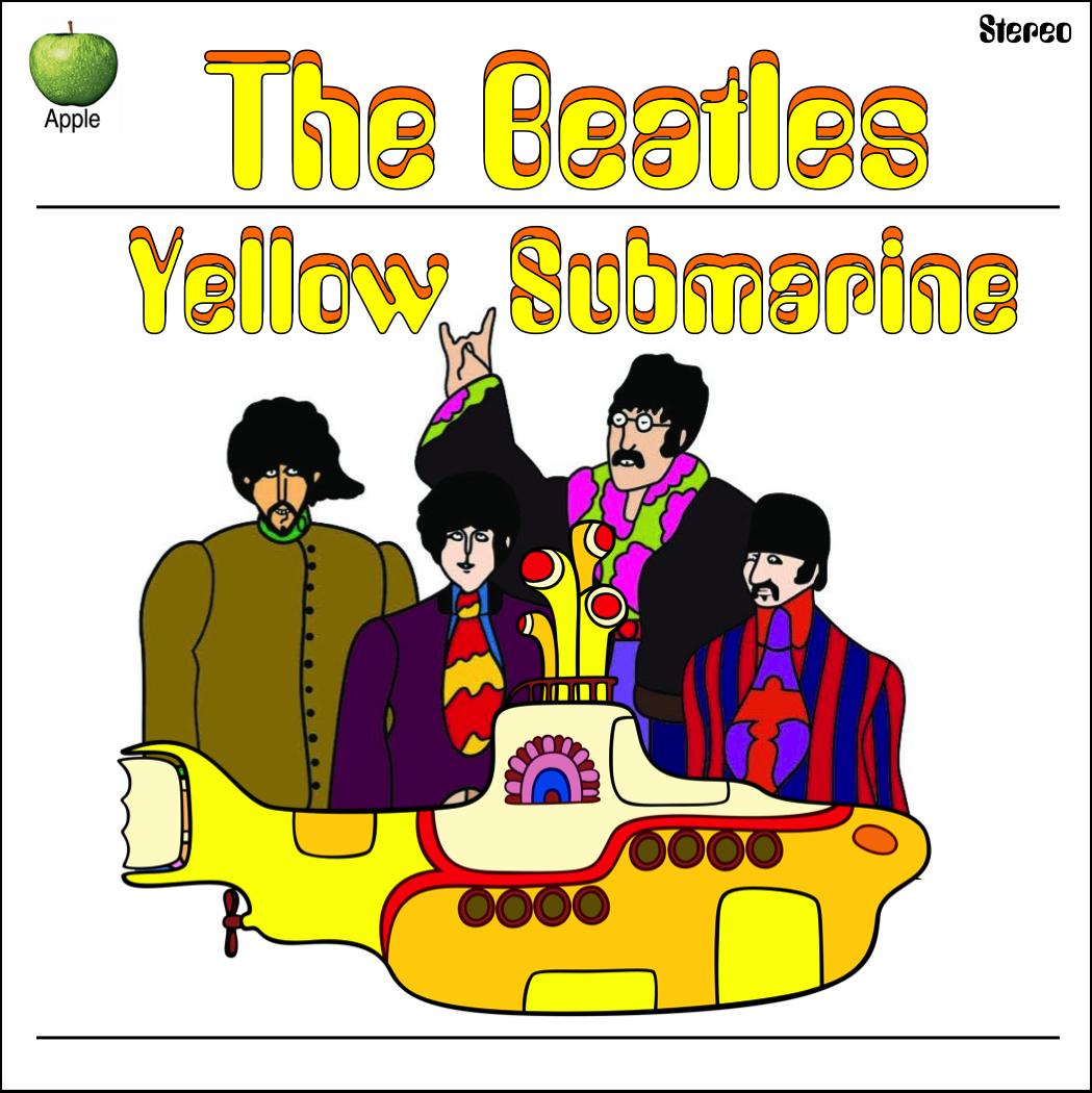 Yellow Submarine Beatles Books Yellow Submarine The Beatles