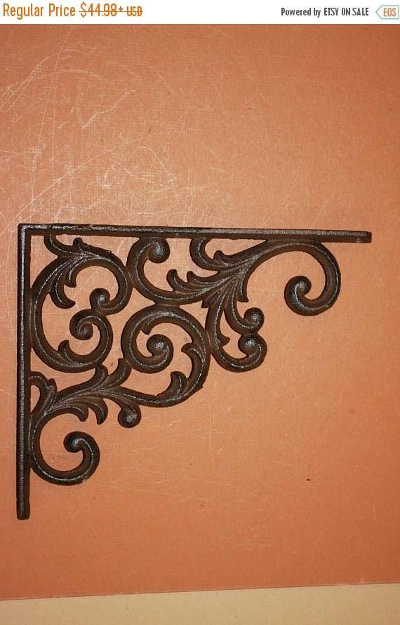Decorative wall #shelf #brackets, corbels. Order today, and your ...