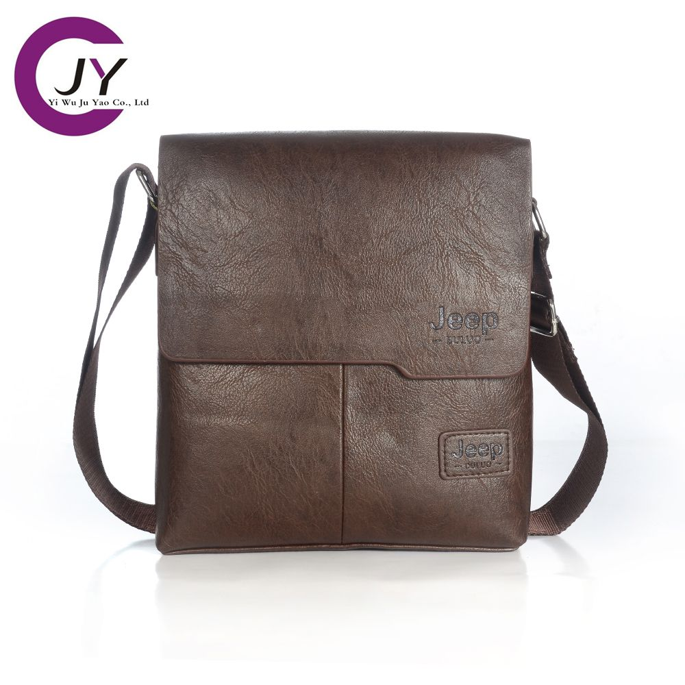 c4ae714cded1 JuYao High quality Genuine Leather bag designer crossbody bags design men  bags cowhide Genuine…