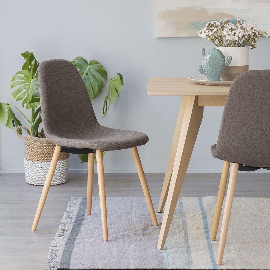 Zen silla visón | Mobiliario | Pinterest | Zen, Sillas tapizadas y ...