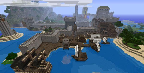 #Minecraft #minecraft_2  Junte-se o jogo Minecraft jogadores gostam de ser totalmente um mundo, capaz criou tudo de acordo com sua vontade, há também um desafio estimulante para a capacidade de explorar e criatividade dos jogadores .  http://minecraft2.com.br/minecraft