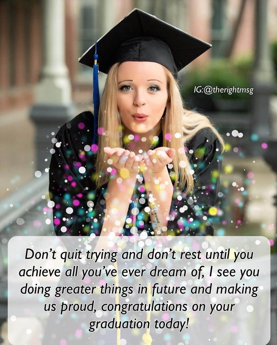 Congratulations On Your Graduation Messages Wishes Quotes
