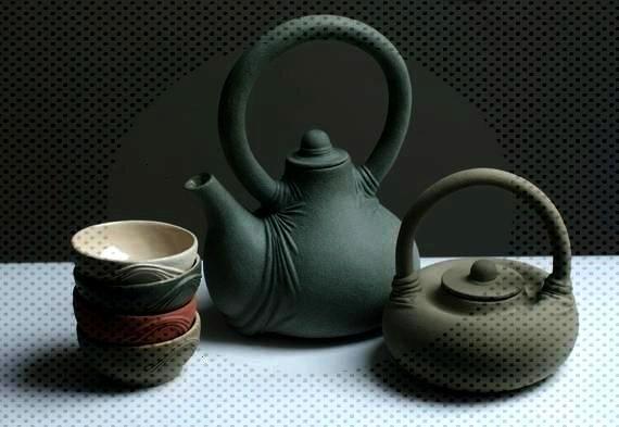 tea-set, tea set, teaset, sugar bowl, teapot, bowls, handmade ceramics, kitchen decor, interior, gi