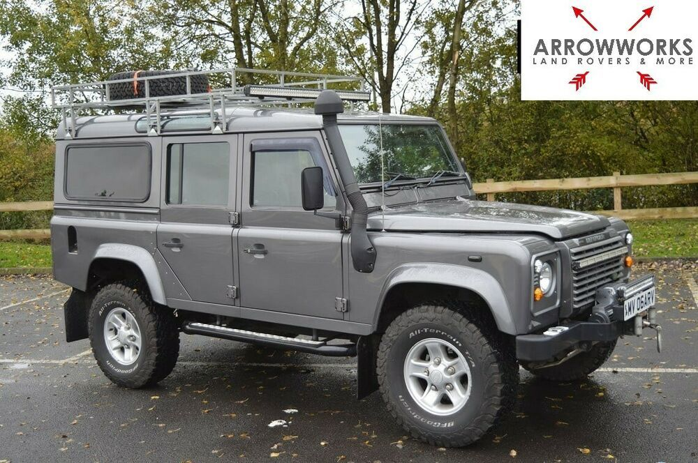 Land Rover Defender 110 XS TD5 Station Wagon 2006 Mint