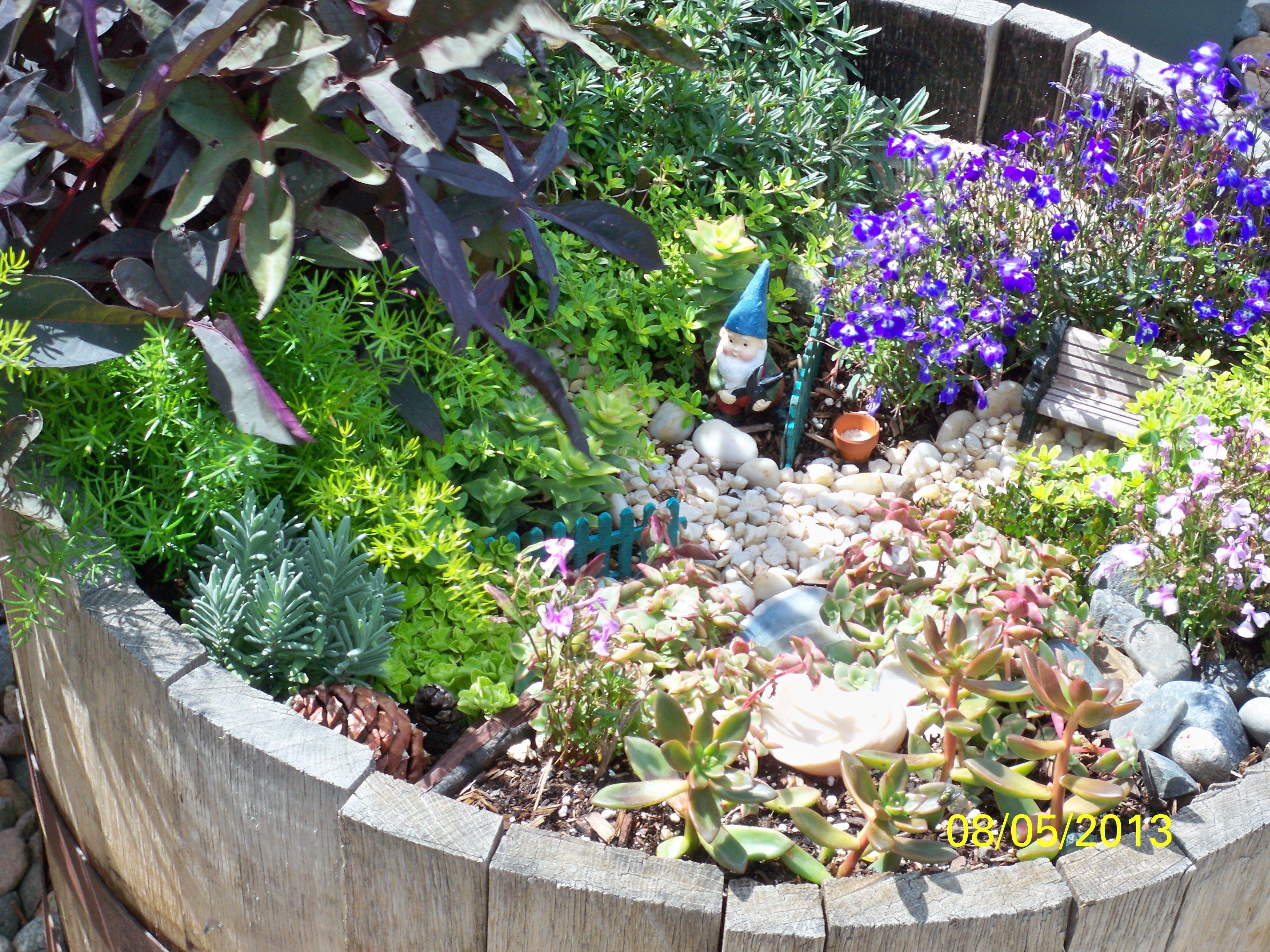 Pretty Fairy gardens   Fairy Gardens   Pinterest   Gardens and ...