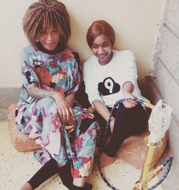 Rapper Noti Flow Unleashes Lesbian Bedroom Tips Photo