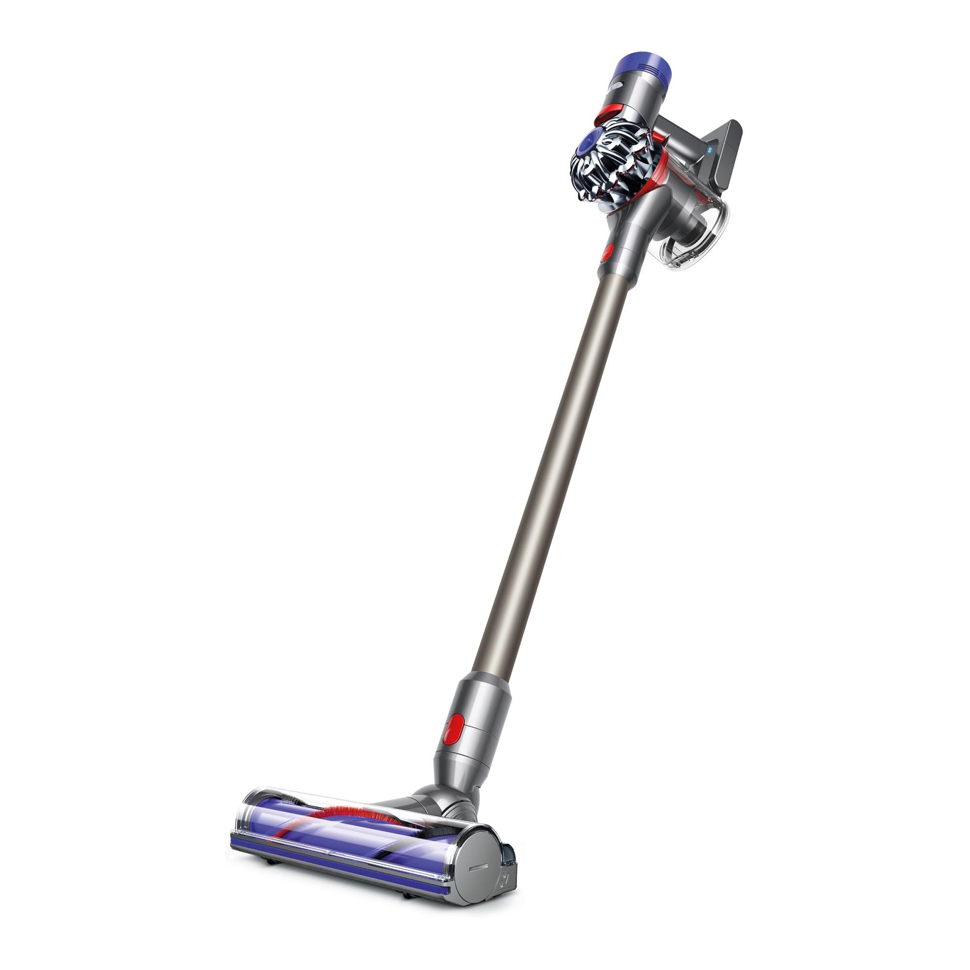 Dyson V8 Animal CordFree Vacuum, Brushed Nickel