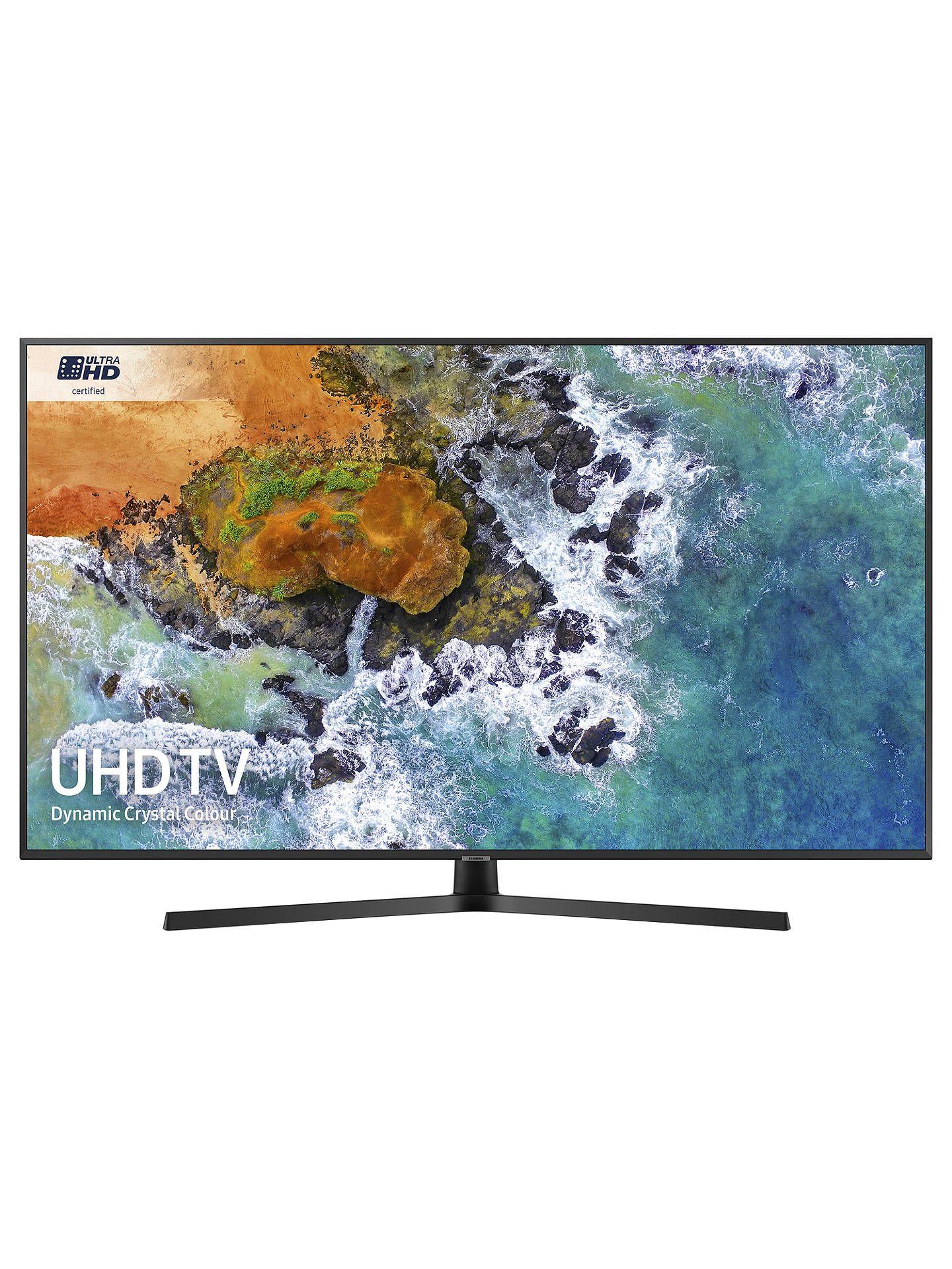 Samsung Ue43nu7400 Hdr 4k Ultra Hd Smart Tv 43 Samsung Smart Tv Smart Tv Samsung Tvs