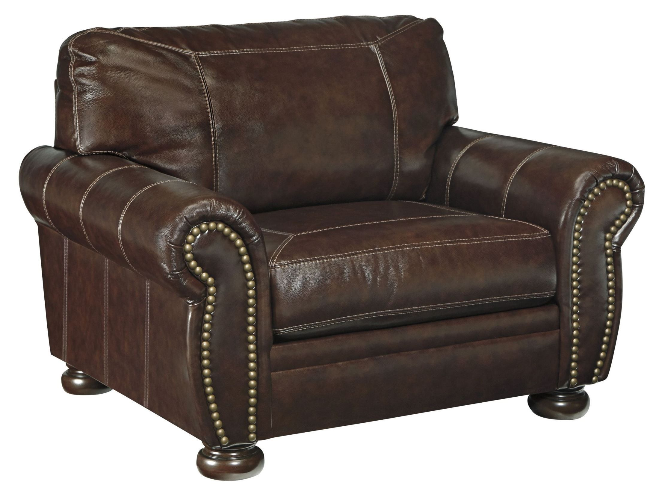 Banner Coffee Chair And A Half In 2020 Chair And A Half Leather Accent Chair Leather Chair