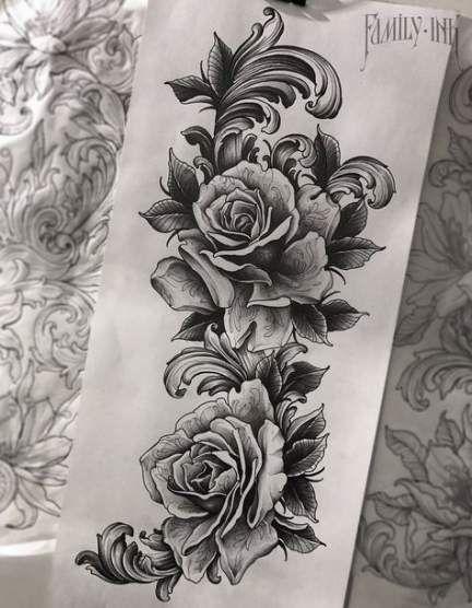 Best Tattoo Compass Rose Drawings Ideas Garden Tattoos Rose Tattoo Sleeve Roses Drawing