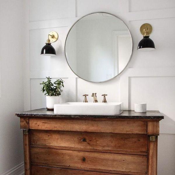 Satellite Sconce 2.25 #bathroomvanitydecor