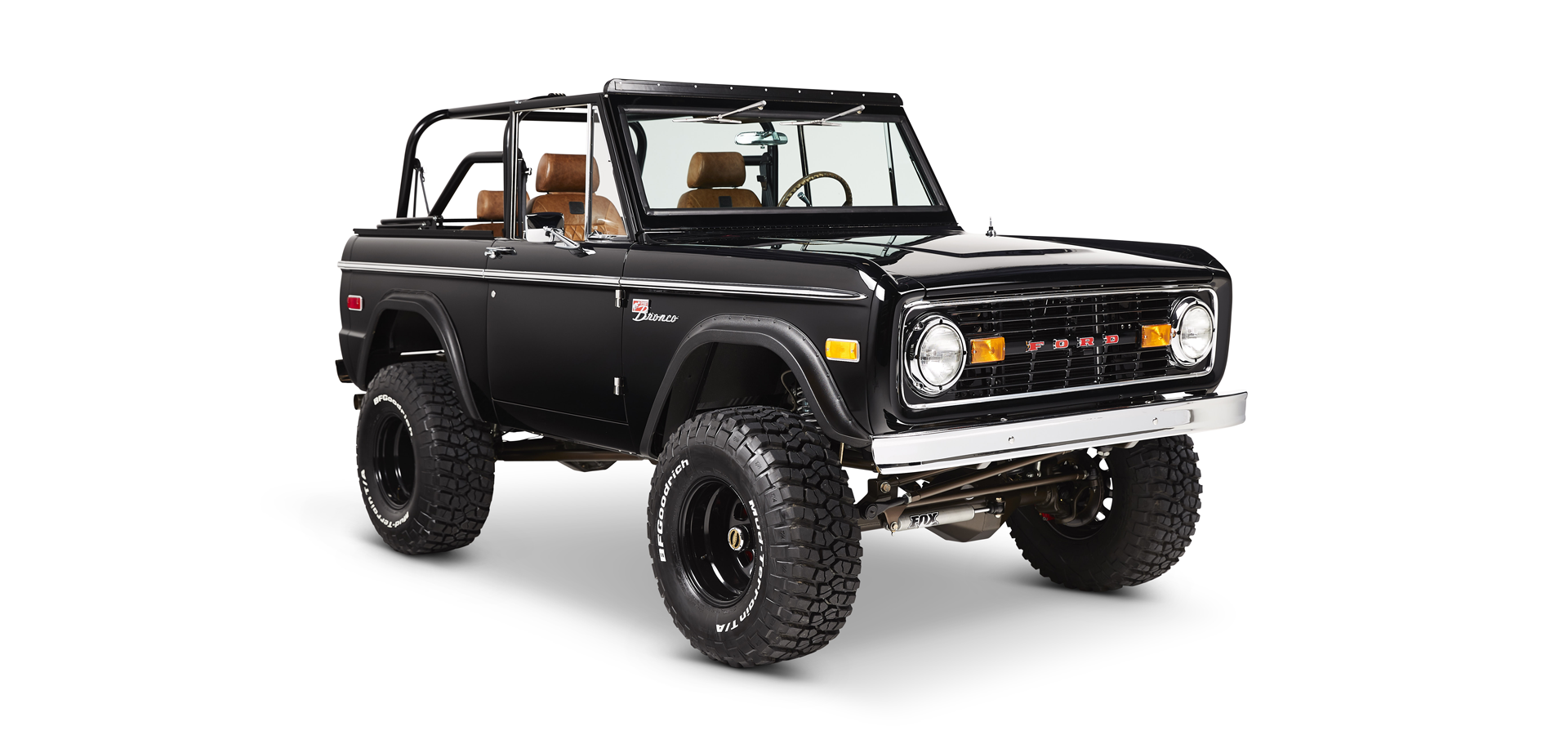 This Customized Ford Bronco Is A Work Of Art On Wheels 1980 Mirror