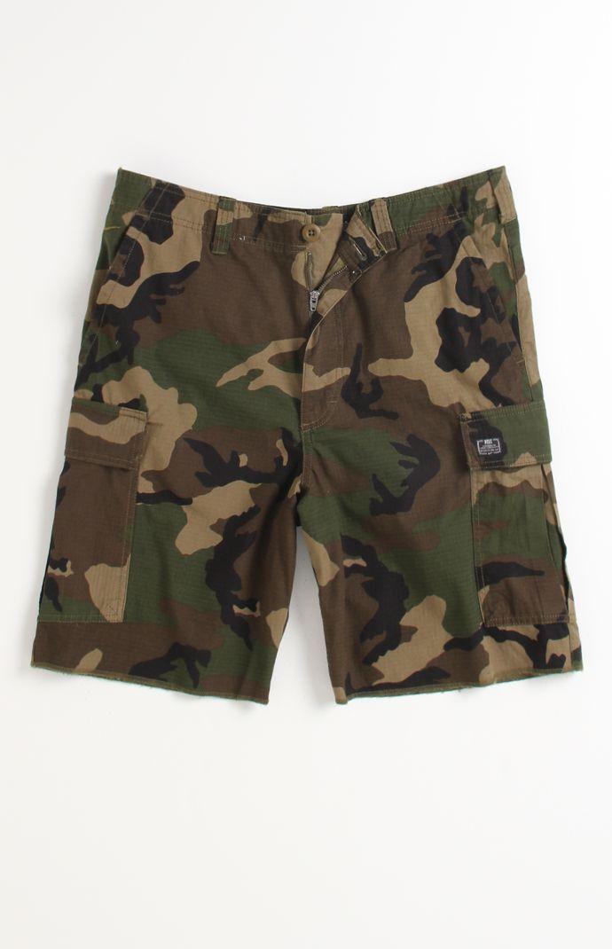99e7ec8f8d Nike M65 Camo Cargo Shorts #Nike #PacSun   #pacsunmens   Mens ...
