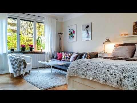 Small Studio Apartments | 50 Creative Design & Decorating ...