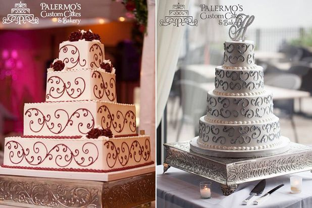 50 best wedding cake bakeries in america palermo s bakery 50 best wedding cake bakeries in america 10430
