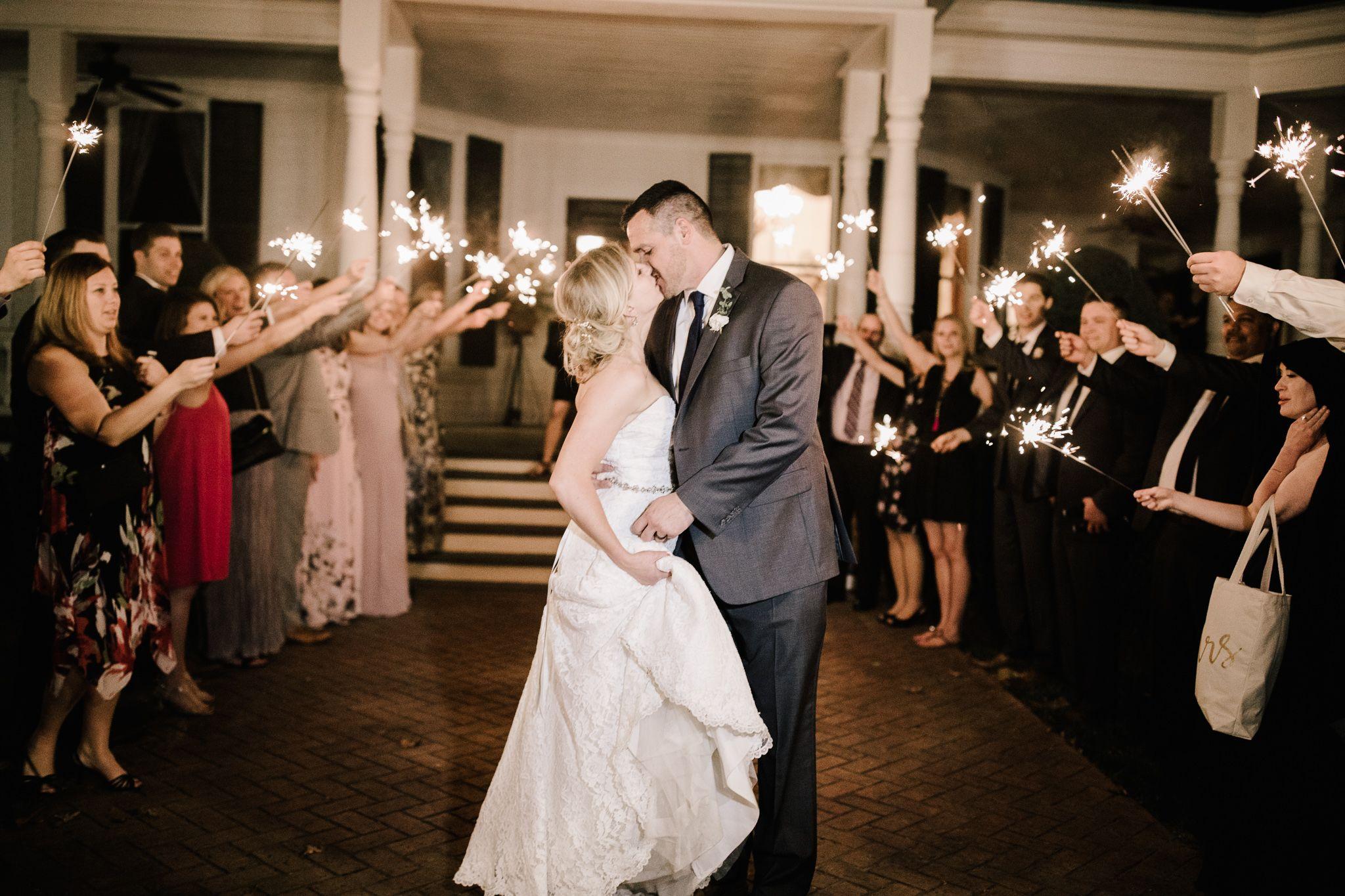 Jordan Alex Goare With Images Wedding Sparklers Lace Weddings Wedding Dresses Lace