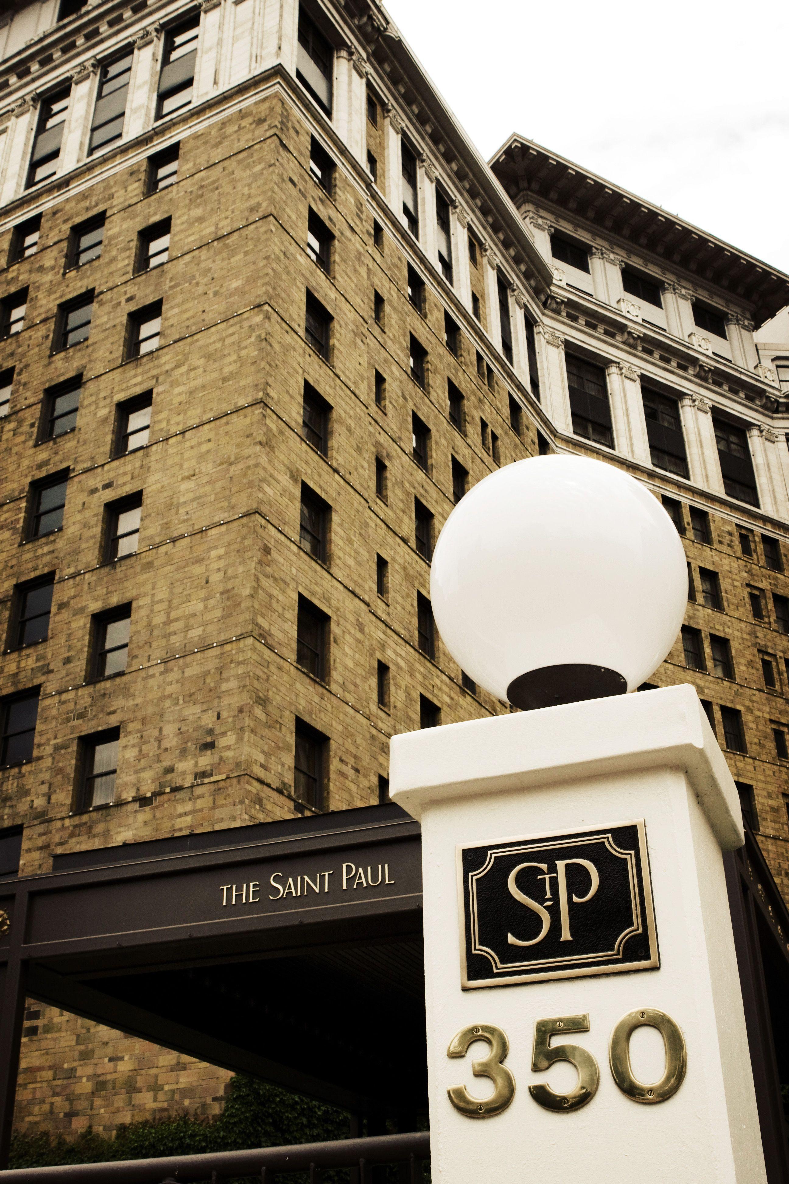 The Saint Paul Hotel Best For Service Comfort