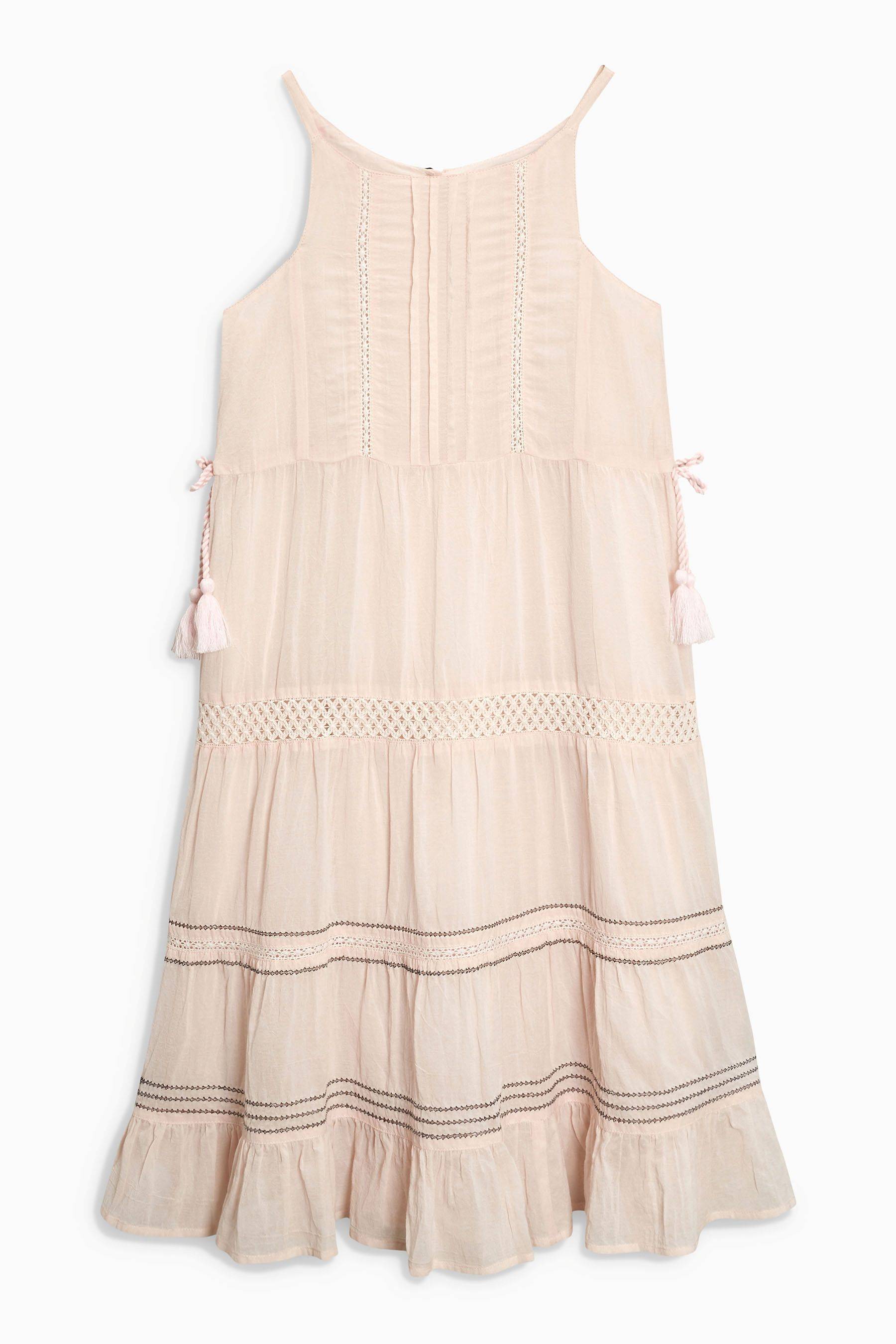 Buy pink maxi dress yrs from the next uk online shop summer