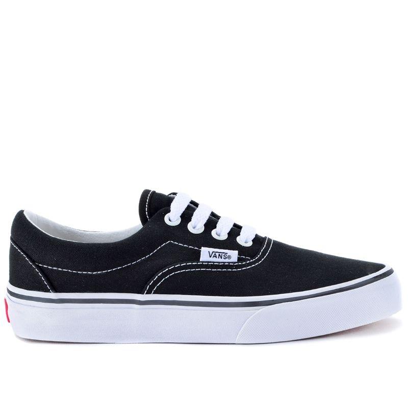 Compre Vans   Tênis Vans Era Canvas Black VN-0EWZBLK por R 249 687a8f0cf