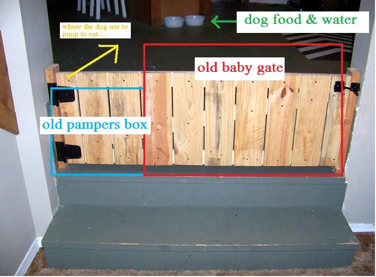 Garage Door Gates For Dog