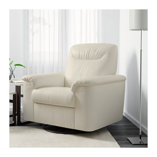 TIMSFORS Swivel recliner - Mjuk/Kimstad off-white - IKEA  sc 1 st  Pinterest : recliners at ikea - islam-shia.org