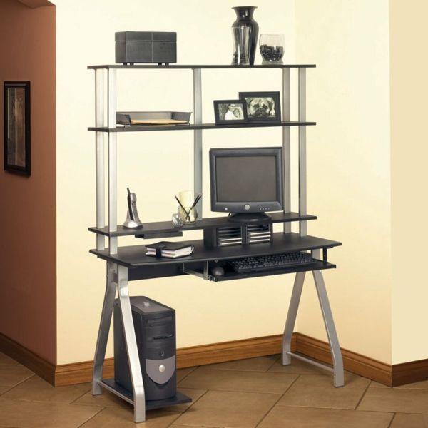 Tolle computer schreibtisch mit aufsatz Deutsche Deko Pinterest - küchenmöbel gebraucht kaufen