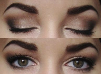 sophisticated neutral eyeshadow   Makeup   Pinterest   All ...