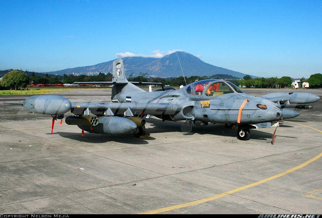124 | Cessna A 37B Dragonfly | Perú Air Force
