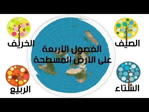 الفصول الأربعة على الأرض المسطحة مصححة Youtube Flat Earth